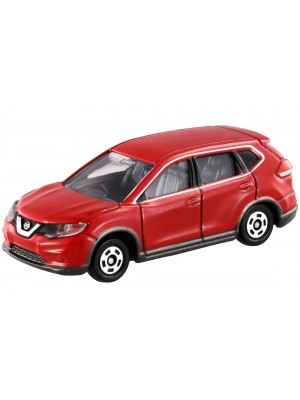 TOMICA NO.021 NISSAN X-TRAIL 4904810801092