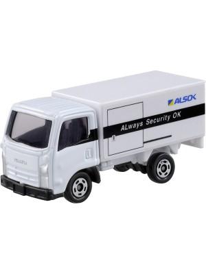 TOMICA NO.034 ALSOK cash transport vehicles 4904810801313