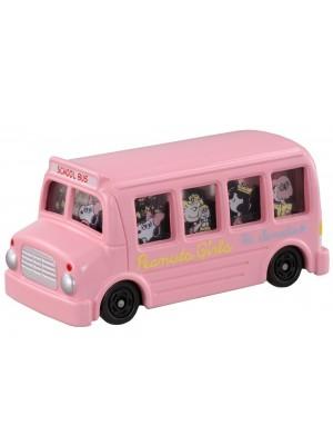 DREAM TOMICA Peanuts Girls Bus 4904810804512