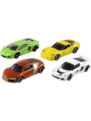takara tomy 世界超級跑車 套装 4904810805465