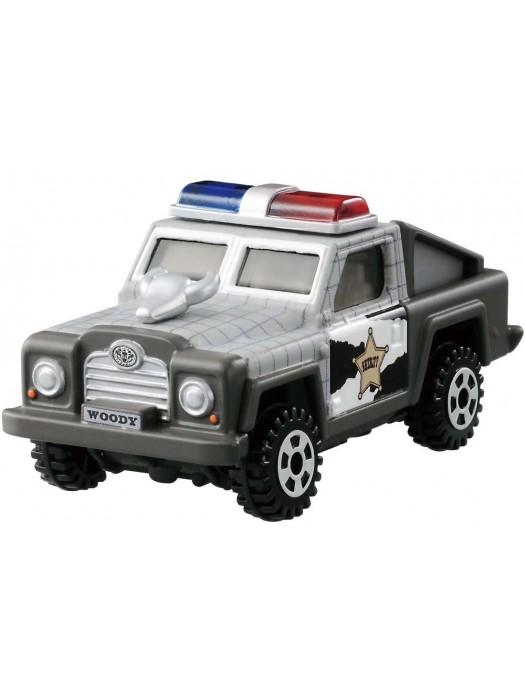 DISNEY MOTORS DM-14 EX-CRUISER PT CAR WOODY 4904810806691