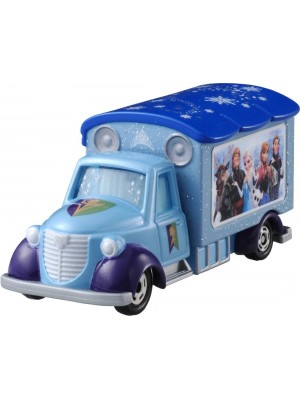 DISNEY MOTORS GOODY CARRY ANNA AND SNOW QUEEN 4904810822905