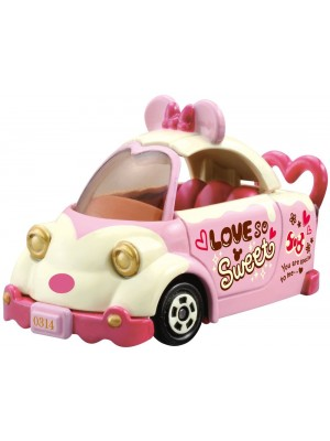 DISNEY MOTORS MINNIE MOUSE WHITE DAY EDITION 4904810822912