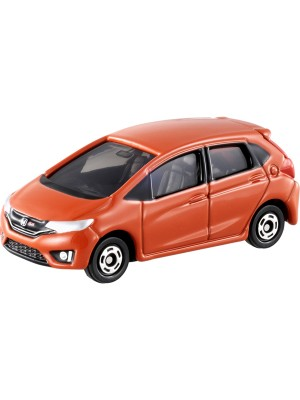 TOMICA NO.066 HONDA FIT RED 4904810824640