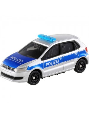 TOMICA NO.109 VOLKSWAGEN POLP POLICE CAR 4904810824992