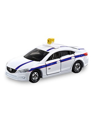 TOMICA NO.62 MAZDA ATENZA OWNER DRIVER TAXI 4904810825043
