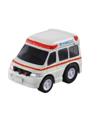 Choro-Q Q-12 TOYOTA Himedic Ambulance 4904810830610