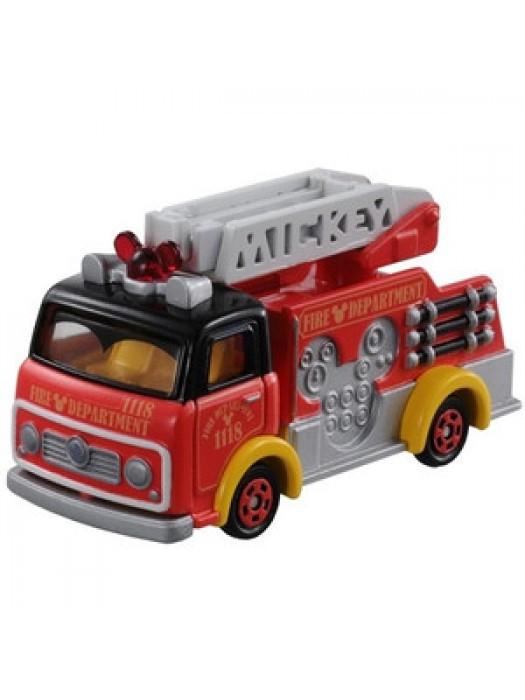 DISNEY MOTORS DM-17 MICKEY MOUSE FIRE TRUCK 4904810835035