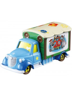 DISNEY MOTORS TOY STORY 20TH ANNIVERSARY TRUCK 4904810839088