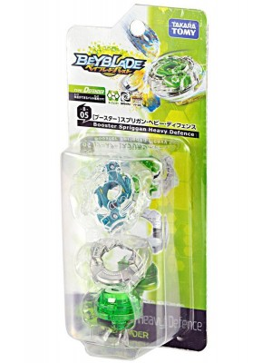 Beyblade Burst B-05 Booster Spriggan Heavy Defense 4904810840138