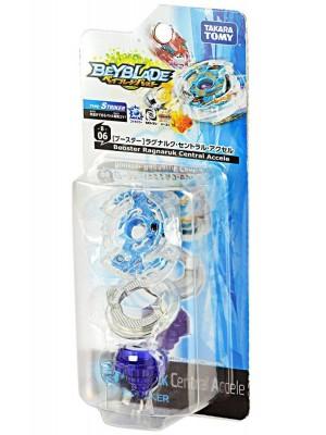 Beyblade Burst B-06 Booster Ragunaruku Central Accelerator 4904810840145