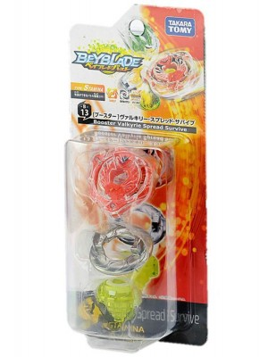 Beyblade Burst B-13 Booster Valkyrie Spread Survive 4904810840169