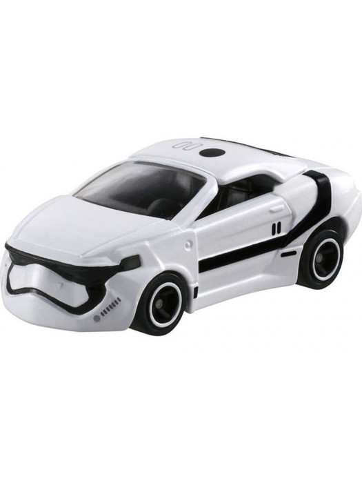STAR WARS STAR CARS SC-07 FIRST ORDER STORMTROOPER 4904810841906