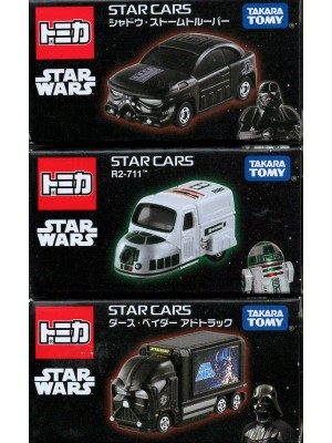 STAR WARS STAR CARS SET 4904810843368