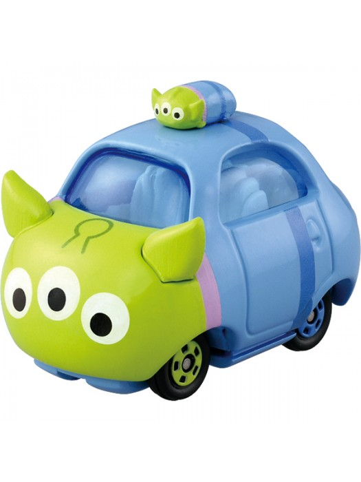 Disney Motors Tsum Tsum DMT-03 alien 4904810844204