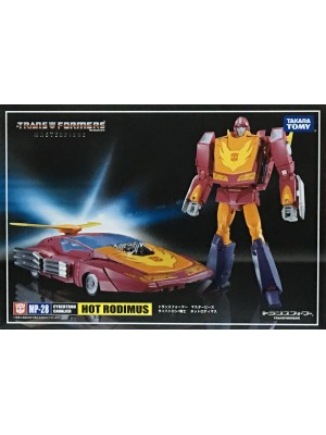 TAKARA TOMY TRANSFORMERS MASTERPIECE MP-28 HOT RODIMUS 4904810844686