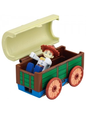 Tomica Toy Story 04 Jesse & Andy's Toy Box
