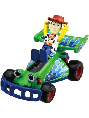 Tomica Toy Story 02 Woody & RC