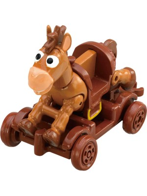 Tomica Toy Story 03 bullseye & Cart