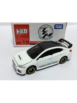 TOMICA EVENT MODEL NO.16 WRX STI TYPE S 4904810854272