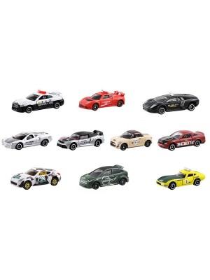 TOMICA Kuji 20 series sports car collection (10 PCS) 4904810855446