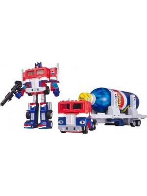 Transformers Optimus Prime Pepsi Convoy Action Figure