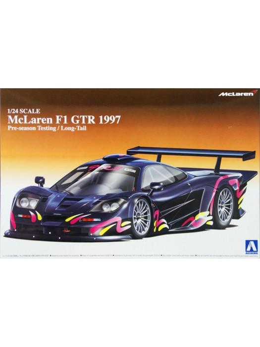 Aoshima 1/24 McLaren F1 GTR 1997  4905083007440