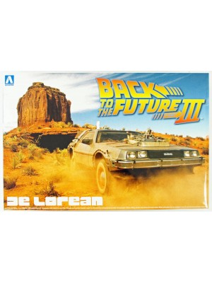 Aoshima 1/24 Back To The Future III 4905083011874