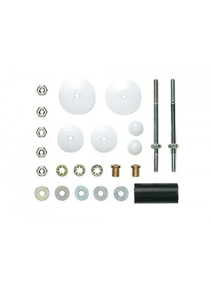 Tamiya 15391 Large Dia. Stabilizer Head Set (11mm, 15mm)  4950344153916