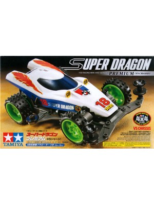 TAMIYA 18067 Super Dragon Premium (VS Chassis) 1/32 4950344180677