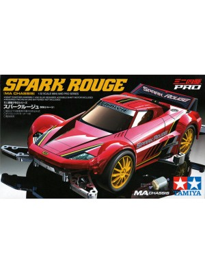 TAMIYA 18642 SPARK ROUGE (MA CHASSIS) 4950344186426
