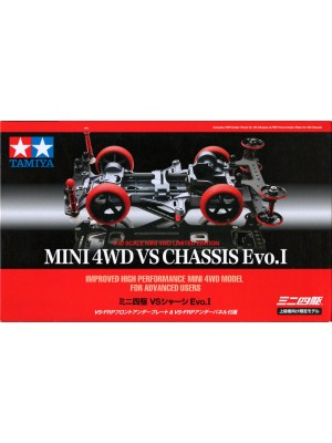 TAMIYA 94734 MINI 4WD VS CHASSIS EVO.I 4950344947348