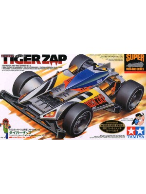 TAMIYA 94962 TIGER ZAP (LIMITED EDITION) 4950344949625