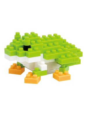 nanoblock NBC_007 Japanese Tree Frog