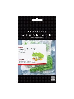 nanoblock NBC_007 Japanese Tree Frog