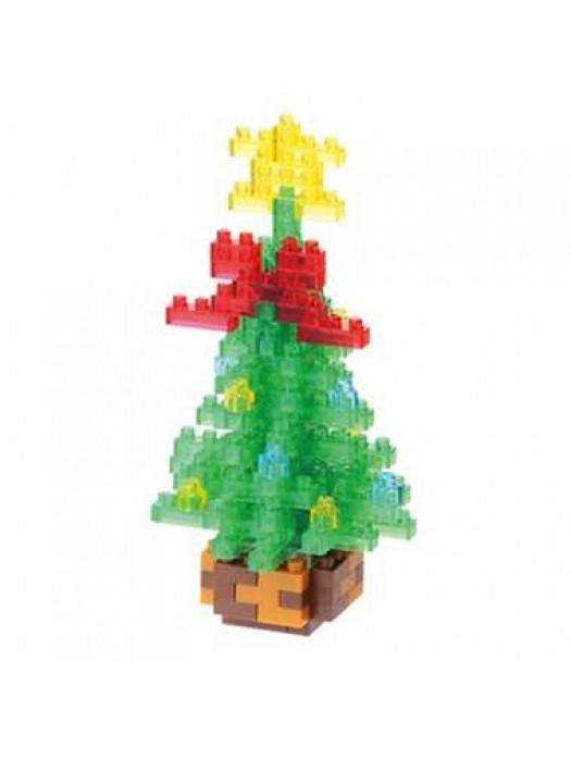 nanoblock NBC_155 X'MAS TREE