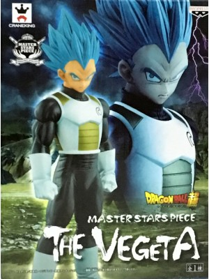 Banpresto DragonBall Z Master Stars Piece Super Saiyan God 4983164361018
