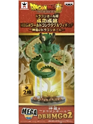 BANPRESTO DRAGONBALL SUPER MEGA WCF MG02 SHENRON 神龍 4983164361964