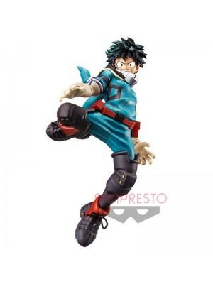 Banpresto My Hero Academia King of Artist Izuku Midoriya