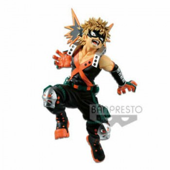 Banpresto My Hero Academia King of Artist Katsuki Bakugo