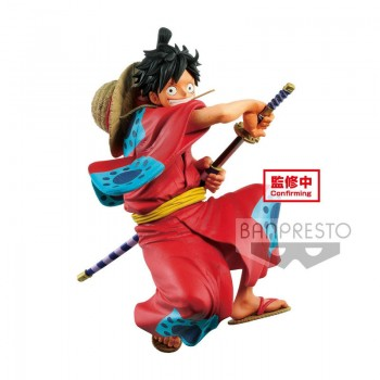 Banpresto Onepiece King of Artist The Monkey D Luffy