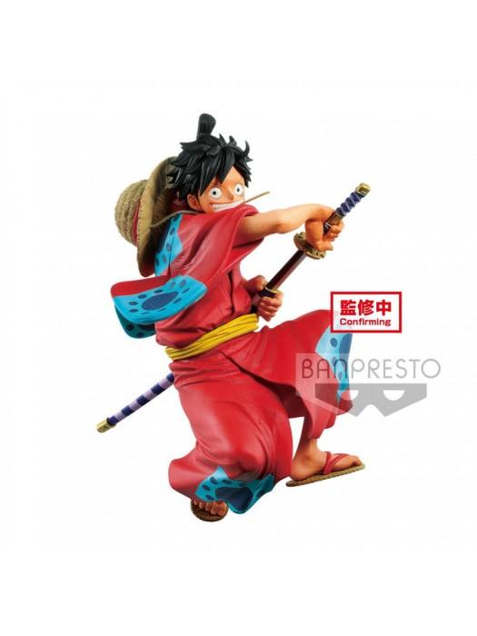 Banpresto Onepiece King of Artist The Monkey D Luffy
