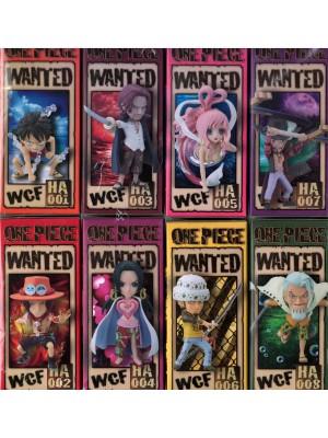 海賊王 WCF系列 vol.霸 HA001-HA008