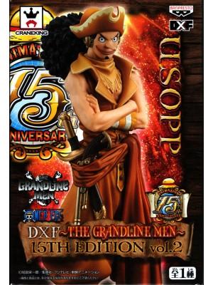 DXF THE GRANDLINE MEN 海賊王15TH週年 VOL.2