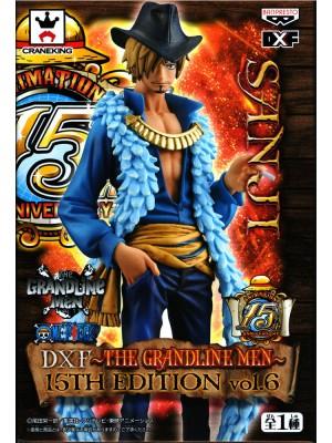 海賊王DXF - 山治 15週年版