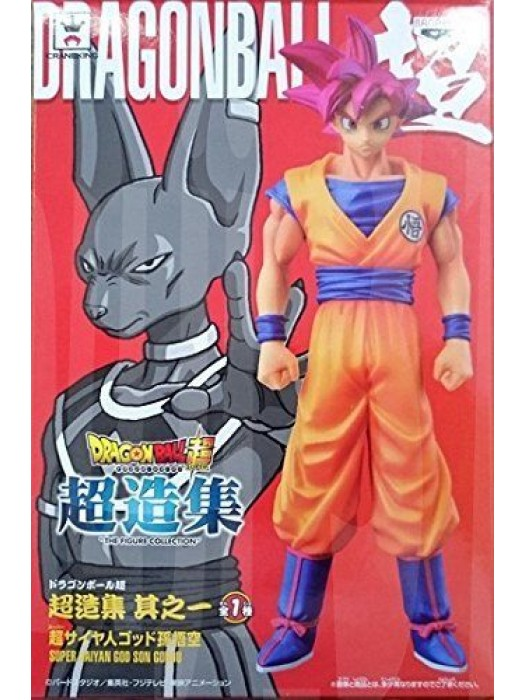 BANPRESTO Dragon Ball Super 超級撒亞人神 孫悟空