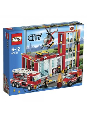LEGO 60004 FIRE STATION 5702014959460