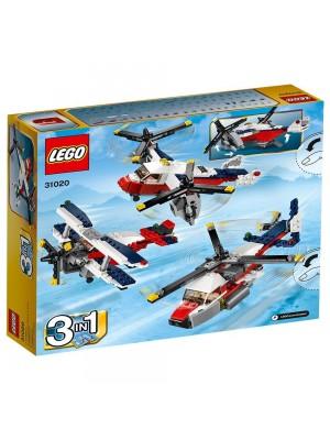 LEGO 31020 TWINBLADE ADVENTURES 5702015120913