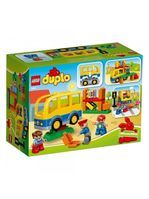 LEGO 10528 SCHOOL BUS 5702015125123
