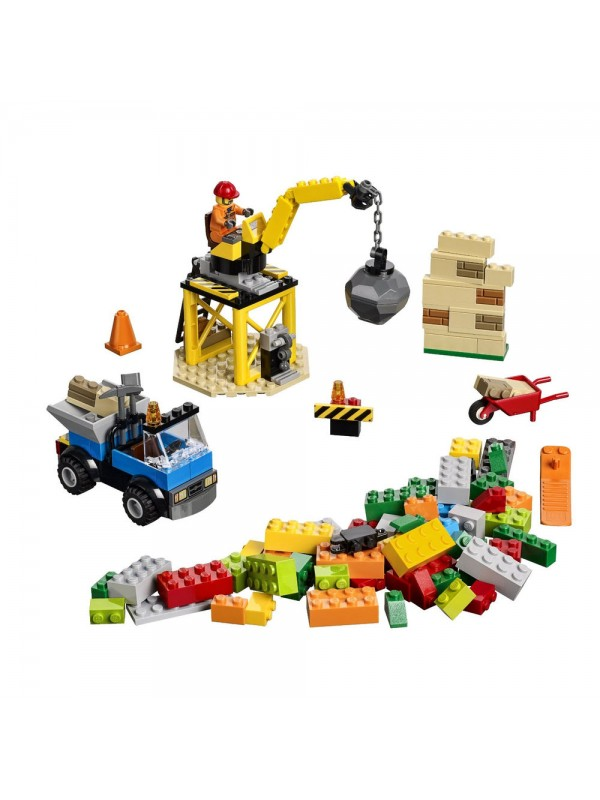 LEGO 10667 CONSTRUCTION 5702015125321